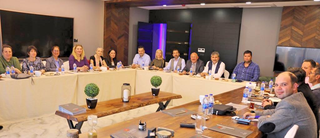 Hestourex Danışma Kurulu Toplantısı